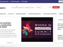 "Grad Sarajevo podržao ""Women in Leadership Summit SEE 2020"""